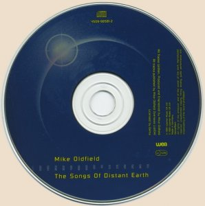Mike Oldfield · The Songs Of Distant Earth (1994)
