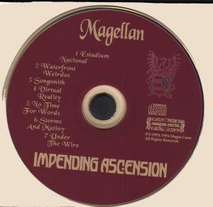 Magellan - Impending Ascension (1993)