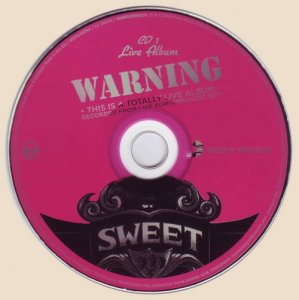 Sweet - Strung Up [2 CD Expanded Edition] (2016)