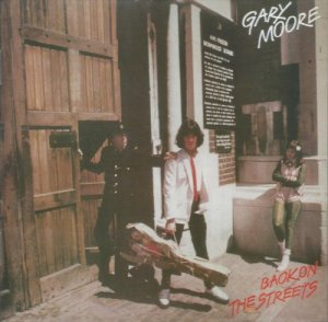 Gary Moore - Back On The Streets (1978) [Expanded Edition]