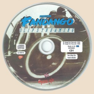 Fandango - Slipstreaming / Future Times (1979 / 1980) 2CD
