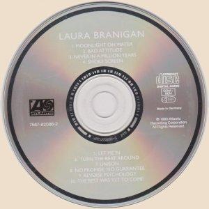 Laura Branigan - Luara Branigan (1990)