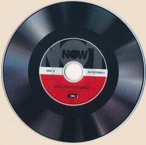 VA - Real Raw Rockabilly (2015) 2CD