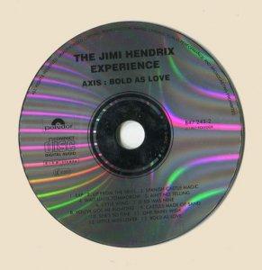 The Jimi Hendrix Experience - Axis Bold As Love (1967)