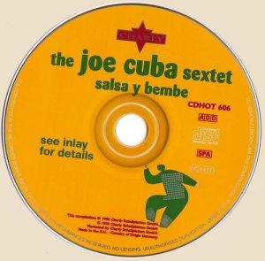 The Joe Cuba Sextet - Salsa Y Bembe (1996)