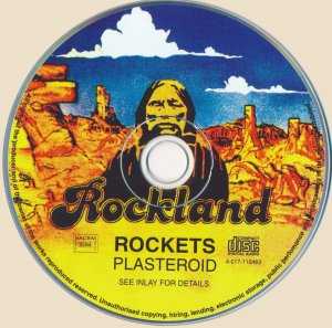 Rockets - Plasteroid (1979)
