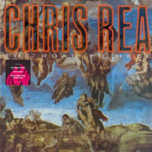 Chris Rea - The Road To Hell (1989) Vinyl Rip