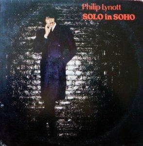 Philip Lynott - Solo In Soho (1980)