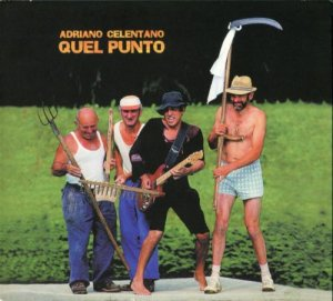 Adriano Celentano - Quel Punto (1994)