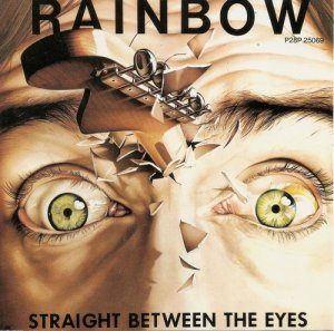 Rainbow - Straight Between The Eyes (1982)