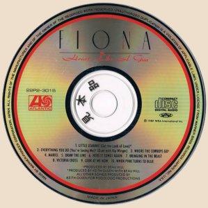 Fiona - Heart Like A Gun (1989)