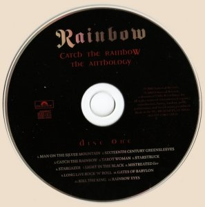 Rainbow - Catch The Rainbow The Anthology (2003)