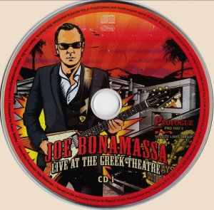 Joe Bonamassa - Live At The Greek Theatre (2016)