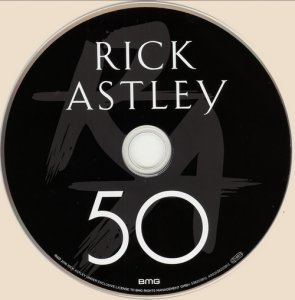 Rick Astley - 50 (2016)