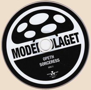 Opeth - Sоrсеress (2016)