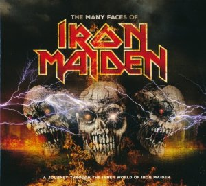 VA - The Many Faces Of Iron Maiden (2016)
