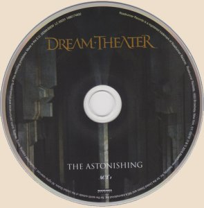 Dream Theater - The Astonishing (2016)