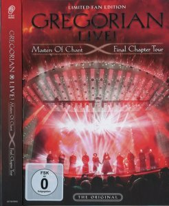 Gregorian - Masters Of Chant Final Chapter Tour (2016)