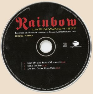 Rainbow - Live In Munich  1977 (2006)