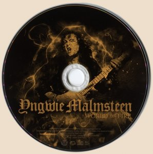 Yngwie J. Malmsteen - World On Fire (2016)