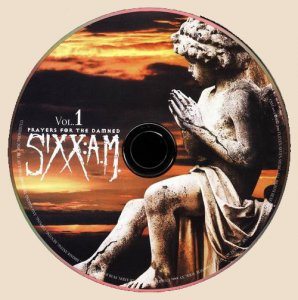 Sixx: A.M. - Prayers For The Damned (Vol.1) (2016)