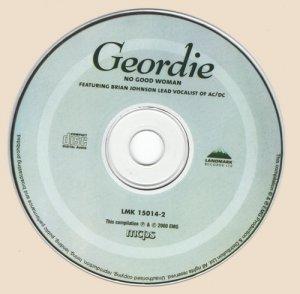 Geordie - No Good Woman (1978)