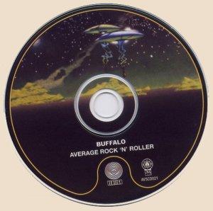Buffalo - Average Rock 'n' Roller (1977)
