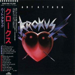 Krokus - Heart Attack (1988)