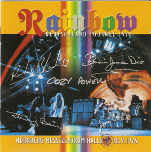 Rainbow - Live In  Nurnberg 1976 (2006)