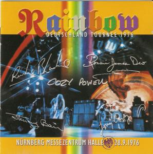 Rainbow - Live In  Nurnberg 1976 (2006)