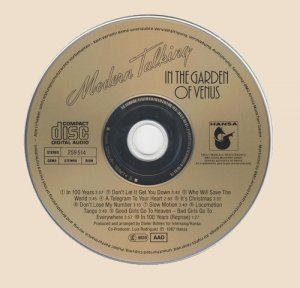 Modern Talking - In The Garden Of Venus (1987)