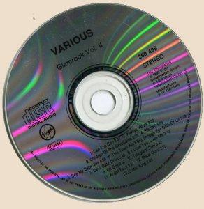 VA - Glam Rock (1990)