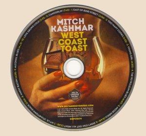 Mitch Kashmar - West Coast Toast (2016)