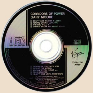 Gary Moore - Corridors Of Power (1982)