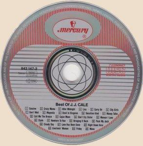 J.J. Cale - Best Of J.J. Cale (1989)
