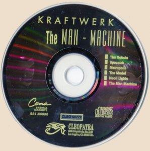 Kraftwerk – The Man-Machine (1978)