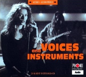 Audio's Audiophile Vol.1 - Voices And Instruments (1995)