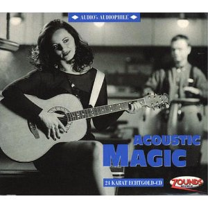 Audio's Audiophile Vol.8 - Acoustic Magic (1999)