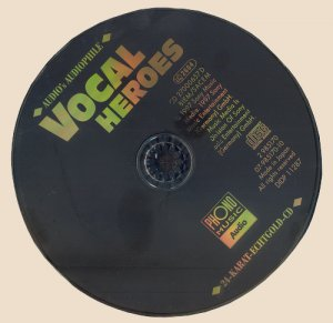 Audio's Audiophile Vol.4 - Vocal Heroes (1997)