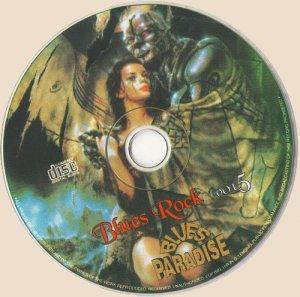Blues Paradise - Blues Rock Vol.5 (CD)