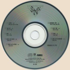 Styx – Cornerstone (1979)