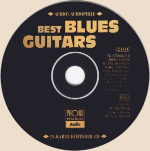 Audio's Audiophile Vol.6 - Best Blues Guitars (1998)