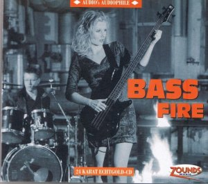 Audio's Audiophile Vol. 07 - Bass Fire (1999)