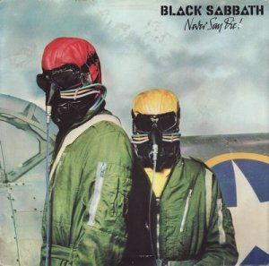 Black Sabbath ‎– Never Say Die! (1978)