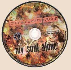 CD My Soul Alone