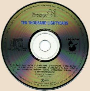 Boney M. – 10 000 Lightyears (1984)