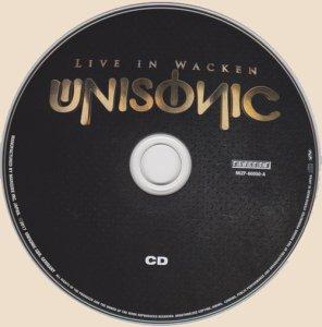 Unisonic - Live In Wacken (2017) CD