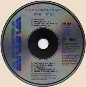 PYRAMID CD