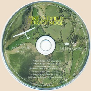 Mike Oldfield - Hergest Ridge CD2