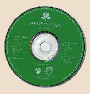 Fleetwood Mac - Greatest Hits (SHM-CD)